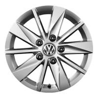 VW Lyon Silver Used 20km Volkswagen Touran (2015.09-)/